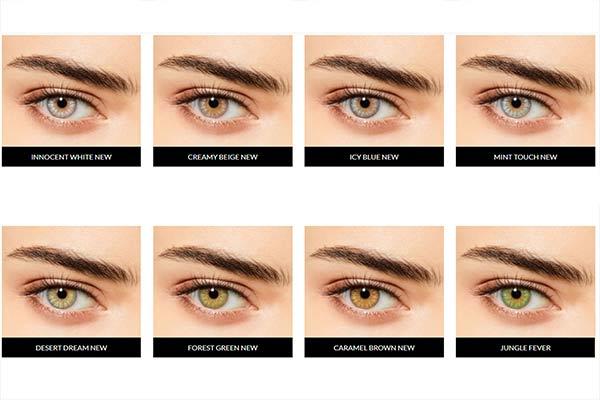 8f4738eed0 ΦΑΚΟΙ ΕΠΑΦΗΣ Desio Desio Sensual Beauty Lenses 3months Έγχρωμοι Eye-Shop