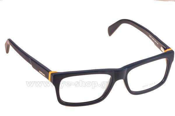 eb73d897d8 Οπτικά Γυαλιά οράσεως Diesel DL5071V 091 size 55 Τιμή  119