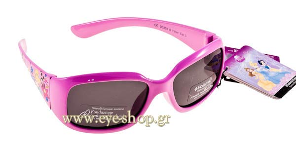 Γυαλια Ηλιου Disney-by-Polaroid Princess-0208 B  -  Polarized size 0 Τιμή: 45,00