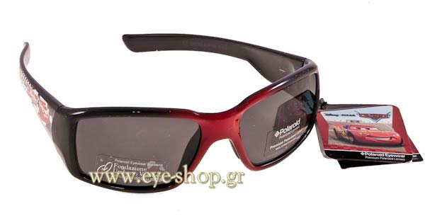 Γυαλια Ηλιου Disney-by-Polaroid cars-0210 a  -  Polarized size 0 Τιμή: 45,00