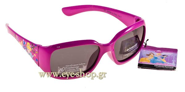 Γυαλια Ηλιου Disney-by-Polaroid Princess-0208 A  -  Polarized size 0 Τιμή: 46,00