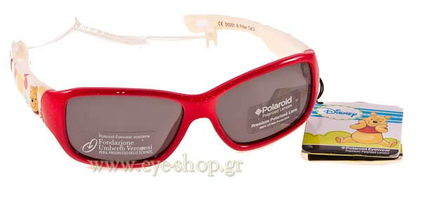 Γυαλια Ηλιου Disney-by-Polaroid D0201 B  -  Winnie The Poo Polarized size 0 Τιμή: 45,00
