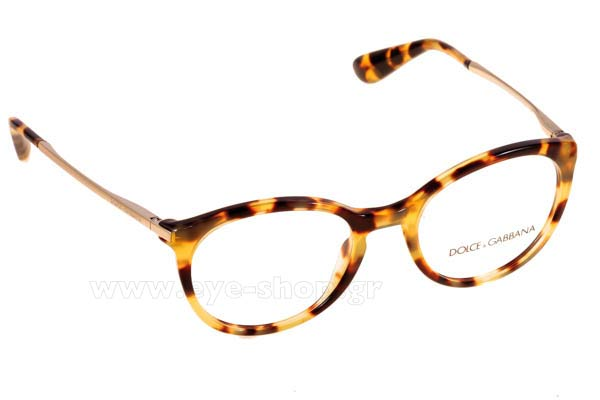 ffdb08abb3 Οπτικά Γυαλιά οράσεως Dolce Gabbana 3242 512 size 48 Τιμή  145