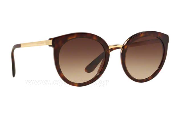 1bc8bd1cd6 Γυαλια Ηλιου Dolce-Gabbana 4268 502 13 size 52 Τιμή  155