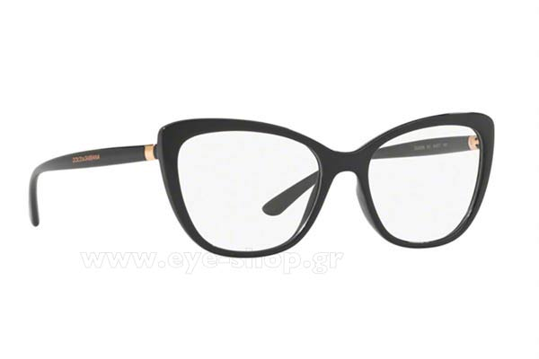 5d4776ee4c Οπτικά Γυαλιά οράσεως Dolce Gabbana 5039 501 size 54 Τιμή  135
