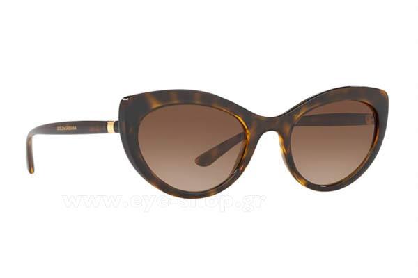 081700e094 Γυαλια Ηλιου Dolce-Gabbana 6124 502 13 size 53 Τιμή  177