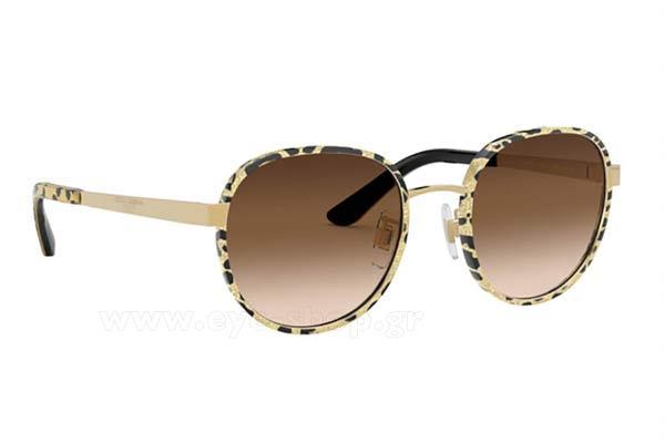 95975d1c43 Γυαλια Ηλιου Dolce-Gabbana 2227J 02 13 size 52 Τιμή  259