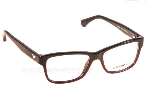 b9b25f056a Οπτικά Γυαλιά οράσεως Emporio Armani 3051 5348 size 51 Τιμή  89