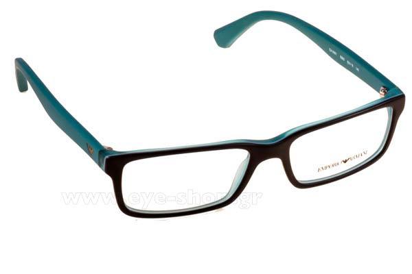 3599f1a33f Οπτικά Γυαλιά οράσεως Emporio Armani 3061 5393 size 53 Τιμή  104