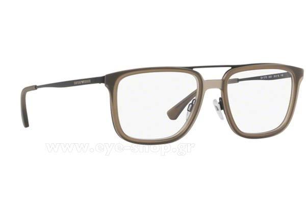 dc626fa313 Οπτικά Γυαλιά οράσεως Emporio Armani 1073 3001 size 52 Τιμή  115