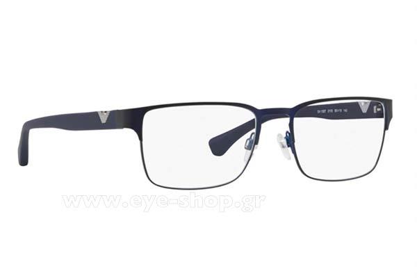 81f2e350cd Οπτικά Γυαλιά οράσεως Emporio Armani 1027 3100 size 55 Τιμή  86