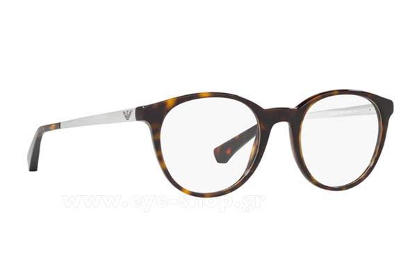 b1fa878ac9 Οπτικά Γυαλιά οράσεως Emporio Armani 3154 5026 size 49 Τιμή  115