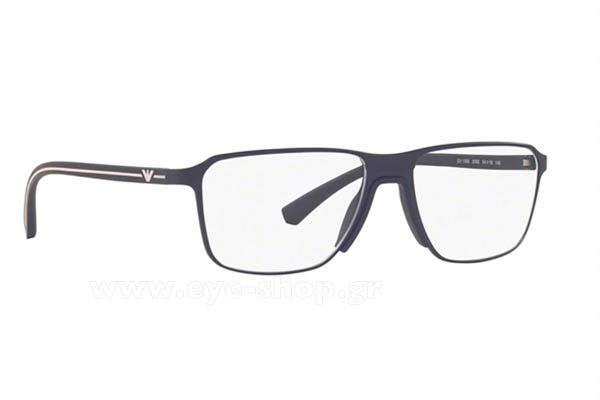 0c0b50aee6 Οπτικά Γυαλιά οράσεως Emporio Armani 1089 3092 size 54 Τιμή  115