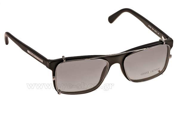 a1da07cd1e Οπτικά Γυαλιά οράσεως Giorgio Armani 7027 5042 με Clipon Ηλίου size 55  Τιμή  184