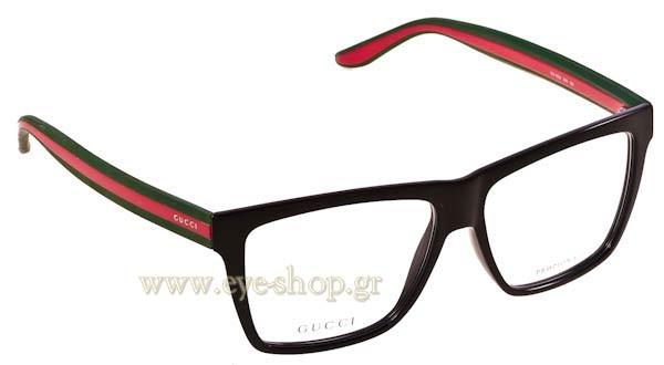 0341009a82 Οπτικά Γυαλιά οράσεως Gucci GG 1008 51N14 size 55 Τιμή  155