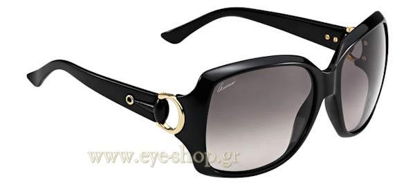 adcaabaee1 Γυαλια Ηλιου Gucci GG-3609S D28EU BLACK size 0 Τιμή  202