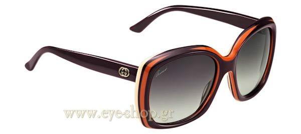 39a8c95604 Γυαλια Ηλιου Gucci GG-3612S 807EU BLACK size 0 Τιμή  168