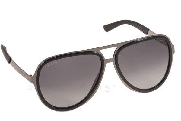 Γυαλια Ηλιου Gucci GG2274S KJ1WJ DK RUTHEN (GREY SF PZ)Polarized size 59  Τιμή ea660a70d11