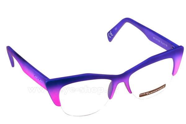 22915ba5e2 Οπτικά Γυαλιά οράσεως Italia Independent 5911 017.018 Purple Fuxia size 51  Τιμή  109
