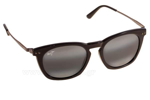 Γυαλια Ηλιου Maui-Jim HOLOHOLO 262-02 - MauiPure Gray double gradient mirror Polarized Plus2 size 65 Τιμή: 238,00
