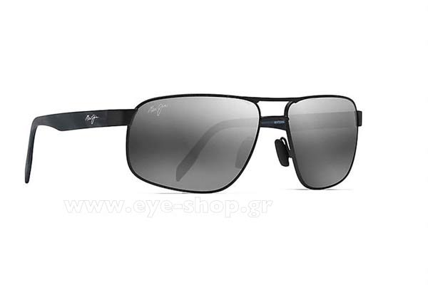 Γυαλια Ηλιου Maui-Jim WHITEHAVEN 776-02 Neutr Grey Superthin Glass Polarized  plus size 037623ab2f6