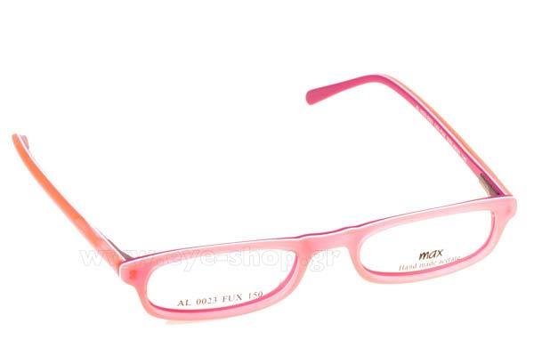 0f5edef39b Οπτικά Γυαλιά οράσεως Max 0023 FUX size 49 Τιμή  66