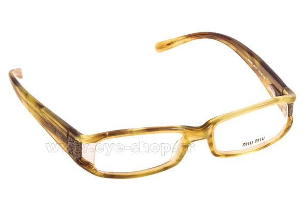 25b54a815a Οπτικά Γυαλιά οράσεως Miu Miu 09EV 7HJ1O1 size 48 Τιμή  49