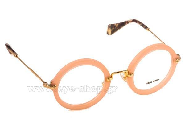 2af80ebadc Οπτικά Γυαλιά οράσεως Miu Miu 06NV TV11O1 size 45 Τιμή  201