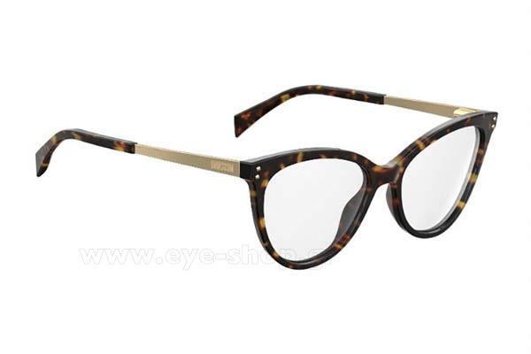 c0c76e2c2d Οπτικά Γυαλιά οράσεως Moschino MOS503 086 size 53 Τιμή  166