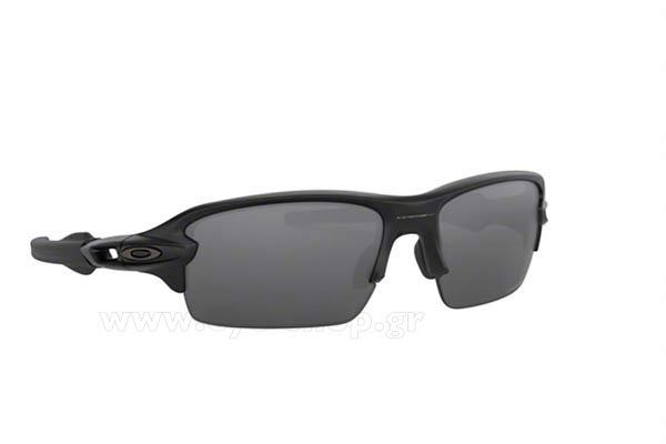 Γυαλια Ηλιου Oakley-Junior FLAK-XS-9005 08 Prizm Black Polarized size 59 b926e4b524e