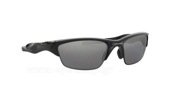 09b60aafe6 Γυαλια Ηλιου Oakley Half-Jacket-2.0 9144 01 Black Iridium size 62 Τιμή