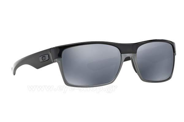 b634578af6 Γυαλια Ηλιου Oakley TwoFace-9189 01 Black - Black Iridium Polarized size 60  Τιμή
