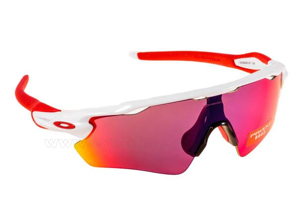 Γυαλια Ηλιου Oakley RADAR-EV-PATH-9208 05 White Prizm Road size 1 Τιμή: 135,96