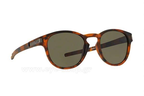 71f1c9a825 Γυαλια Ηλιου Oakley LATCH-9265 02 Matte Brown Tortoise size 53 Τιμή  108