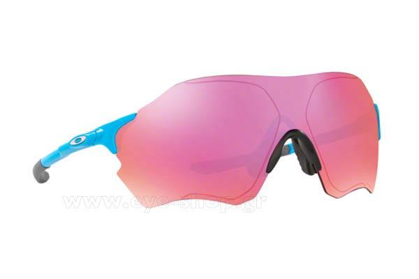 8100b542a8 Γυαλια Ηλιου Oakley EVZERO-RANGE-9327 05 Mt Sky Blue Prizm Trail size 1
