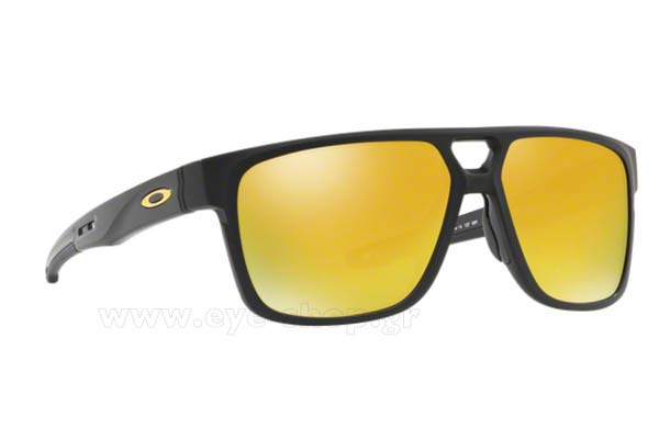 Γυαλια Ηλιου Oakley CROSSRANGE-PATCH-9382 04 Mt Black 24k Iridium size 60 Τιμή: 131,98