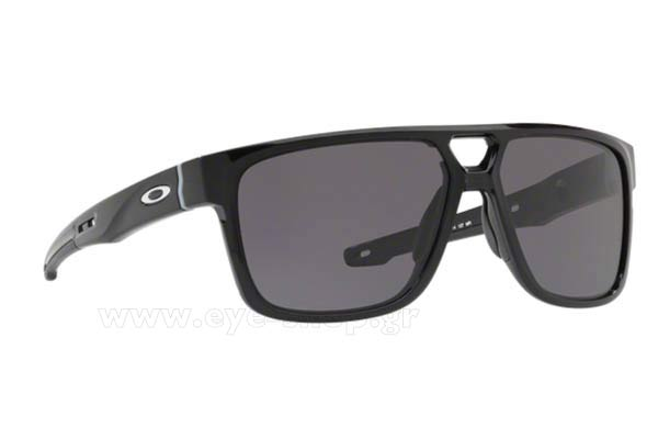 Γυαλια Ηλιου Oakley CROSSRANGE-PATCH-9382 01 Pol Black Warm grey size 60 Τιμή: 127,98