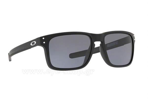 Γυαλια Ηλιου Oakley Holbrook-Mix-9384 01 Mt Black Grey size 57 Τιμή: 103,45