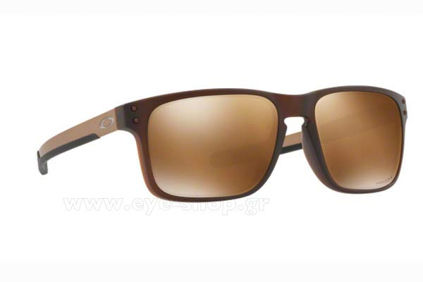 Γυαλια Ηλιου Oakley Holbrook-Mix-9384 08 Mt Rootbeer Prizm Tungsten Polarized size 57 Τιμή: 178,99