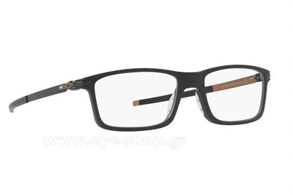 Οπτικά Γυαλιά οράσεως Oakley PITCHMAN 8050 11 Mt Blk size 53 Τιμή  134 05b0e73239a
