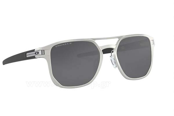 Γυαλια Ηλιου Oakley Latch-Alpha-4128 01 prizm black polarized size 53 Τιμή: 258,99