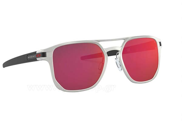 Γυαλια Ηλιου Oakley Latch-Alpha-4128 02 Torch Iridium size 53 Τιμή: 212,98