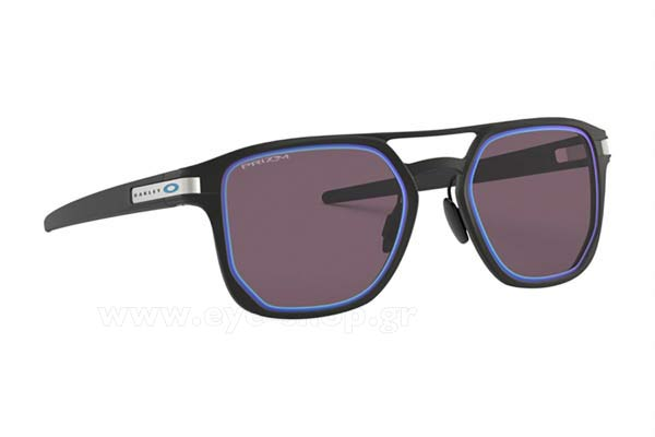Γυαλια Ηλιου Oakley Latch-Alpha-4128 06 prizm ruby polarized size 53 Τιμή: 191,42