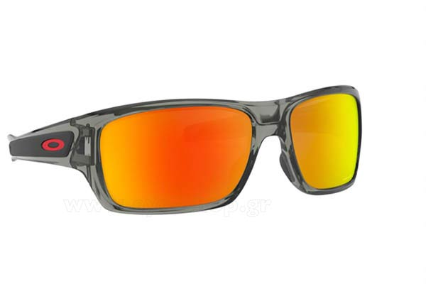 abf481039c Γυαλια Ηλιου Oakley Turbine-9263 57 prizm ruby polarized size 63 Τιμή  190
