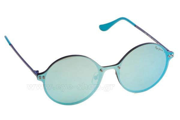 Γυαλια Ηλιου Pepe-Jeans Jessy-5135 C4 Blue Green size 56 Τιμή  50 dc263e0a98c