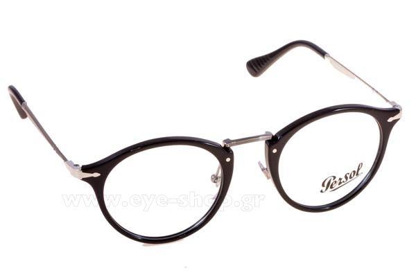 7fb8811540 Οπτικά Γυαλιά οράσεως Persol 3167V 95 Calligrapher size 49 Τιμή  142