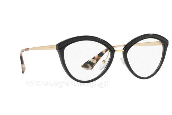 Οπτικά Γυαλιά οράσεως Prada 14UV KUI1O1 size 54 Τιμή  180 0e0741f6746