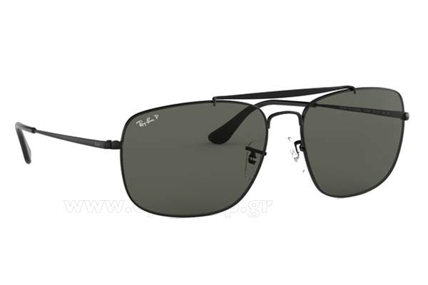 423d8e089d Γυαλια Ηλιου Rayban 3560-THE-COLONEL 002 58 polarized size 61 Τιμή