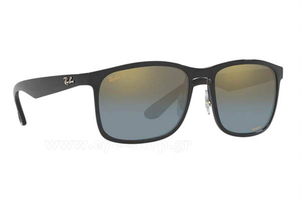 Kimi Raikonen φορώντας τα γυαλιά ηλίου Rayban 4264 d94ab861a1c