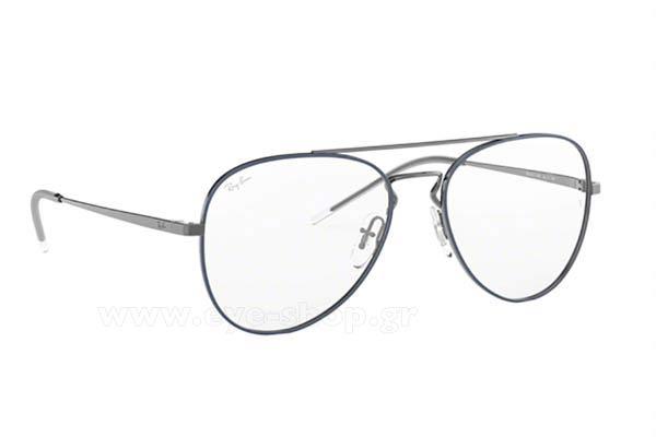 3dfbb5a31f Οπτικά Γυαλιά οράσεως Rayban 6413 2981 size 54 Τιμή  89